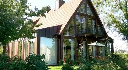 Ferienhaus Pfannhalde in Wasserburg (D)