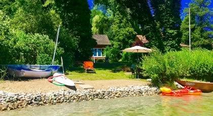 Ferienwohnung Am See in Öhningen (D)